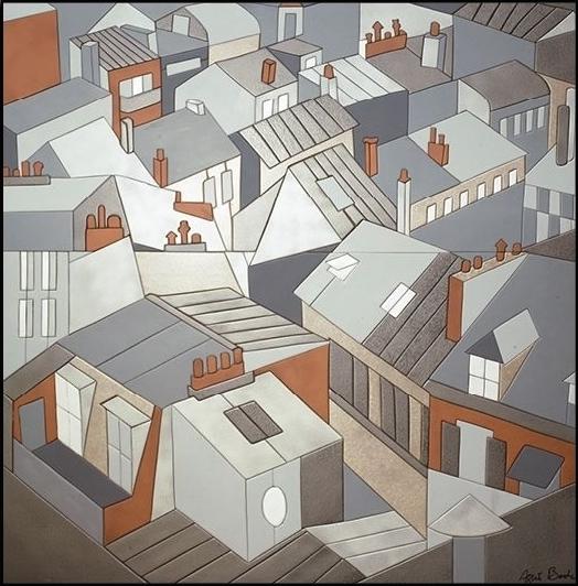 peinture Agnès Bouche galerie JPHT