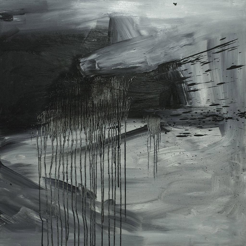 Meduse dyptique - Thierry Chavenon No Man's Land - galerie JPHT