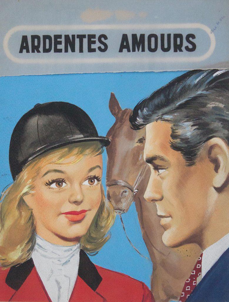 Ardent Amour - Michel Gourdon - Galerie JPHT