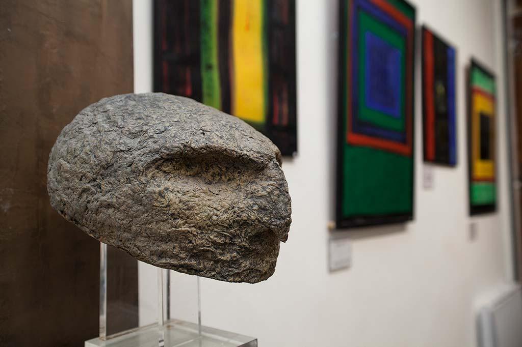 Alain Husson-Dumoutier – AEGYPTIS à jamais - galerie JPHT