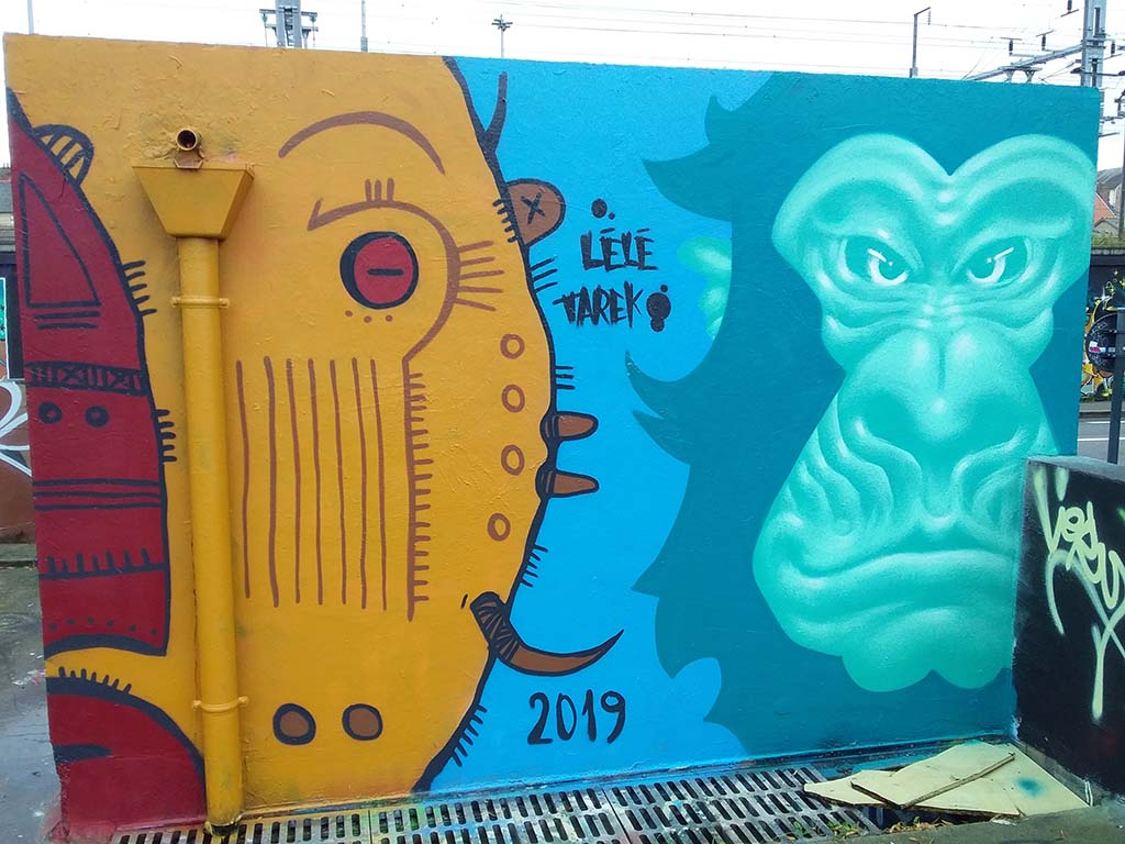 Art contemporain urbain