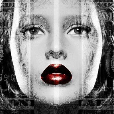 PAPERDOLL NB 02 Tirage encre pigmentaire Noir et Blanc Sur papier fine art Museum Etching Hahnemühle 350g . 60 x 25 cm 2018 OEuvre numérotée et limitée à 10 exemplaires