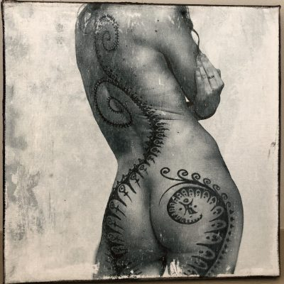 Sans titre 3 - Richard Mury Ric-Art