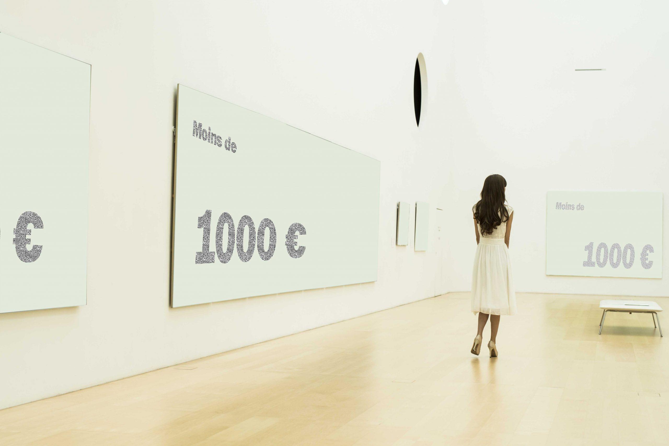 Oeuvres contemporaines originales à moins de 1000€