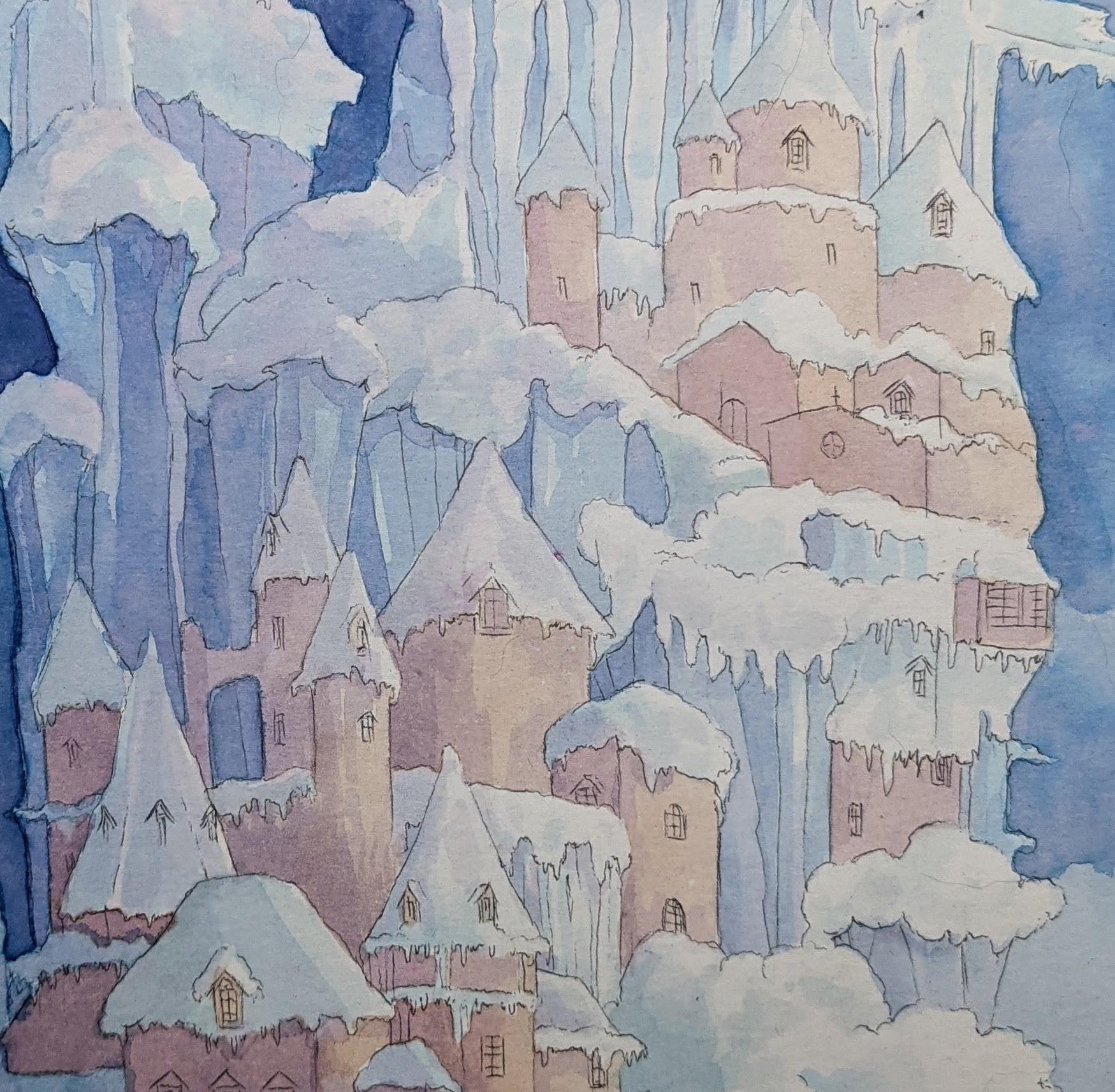 Frozen, 2020 - Audrey Rouvin Galerie JPHT
