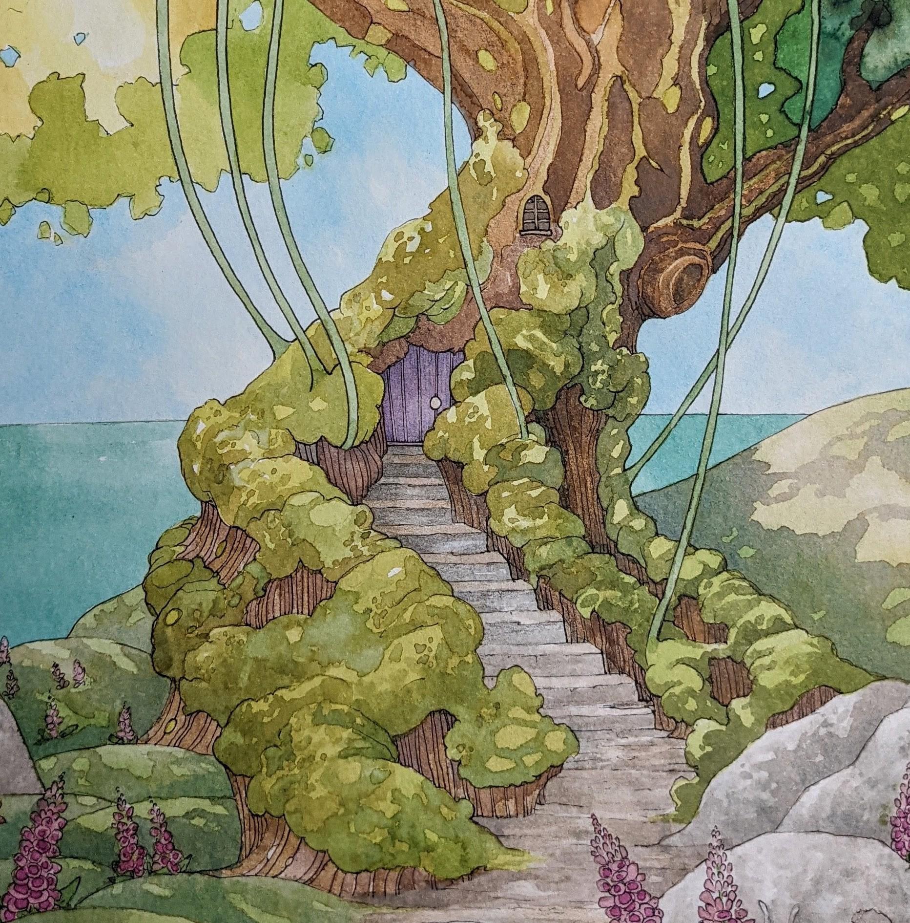 Le Vénérable detail, 2020 - Audrey Rouvin Galerie JPHT