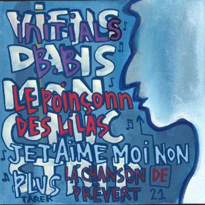 Initials BB - Tarek - Gainsbourg - Galerie JPHT - 0012