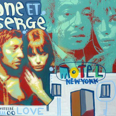Jane et Serge - Tarek et Mat Elbé - Gainsbourg