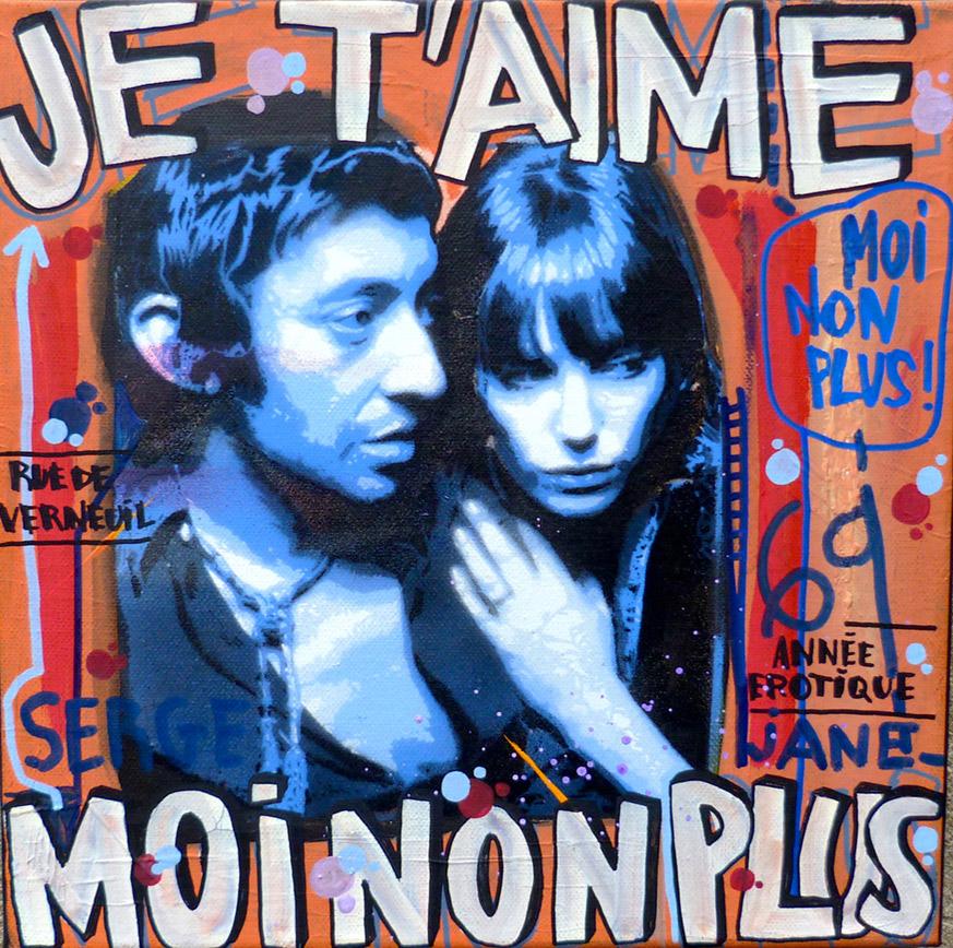 Je t'aime moi non plus - Tarek et Mat Elbé - Gainsbourg