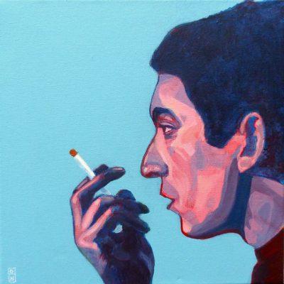 Olivier Nesthelhut- Gainsbourg - Galerie JPHT